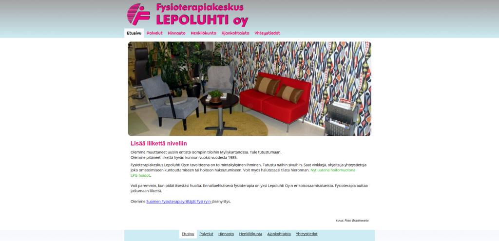 Etusivu_-_Fysioterapiakeskus_Lepoluhti_Oy_n_kotisivut_-_2015-06-26_14.49.52
